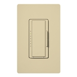Lutron MACL-153MH-IV Maestro 600W Incandescent, 150W CFL or LED Single Pole / 3-Way Dimmer in Ivory