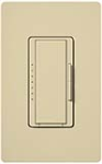 Lutron MAF-6AM-277-IV Maestro 277V / 6A Fluorescent 3-Wire / Hi-Lume LED Multi Location Dimmer in Ivory