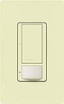 Lutron MS-OPS5AM-AL Maestro 120V / 5A Digital Multi Location Switch and Occupancy Sensor in Almond