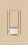 Lutron MS-OPS5AM-DS Maestro Satin 120V / 5A Digital Multi Location Switch and Occupancy Sensor in Desert Stone