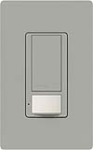 Lutron MS-OPS5AM-GR Maestro 120V / 5A Digital Multi Location Switch and Occupancy Sensor in Gray