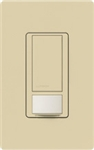 Lutron MS-OPS5MH-IV Occupancy Sensor Switch Single Pole/3 Way 600W in Ivory