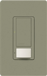 Lutron MS-OPS6M2-DV-GB Maestro Switch with Occupancy Sensor Dual Voltage 120V-277V / 6A Multi Location in Greenbriar