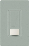 Lutron MS-VPS2-BG Maestro Vacancy Sensor with Switch Single Pole 120V / 2A in Bluestone