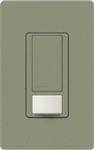 Lutron MS-VPS2-GB Maestro Vacancy Sensor with Switch Single Pole 120V / 2A in Greenbriar