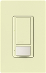 Lutron MS-VPS5M-AL Maestro Switch with Vacancy Sensor Multi Location 120V / 5A in Almond