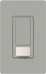 Lutron MS-VPS5M-GR Maestro Switch with Vacancy Sensor Multi Location 120V / 5A in Gray