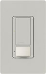 Lutron MS-VPS5M-PD Maestro Switch with Vacancy Sensor Multi Location 120V / 5A in Palladium
