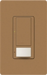 Lutron MS-VPS5M-TC Maestro Switch with Vacancy Sensor Multi Location 120V / 5A in Terracotta