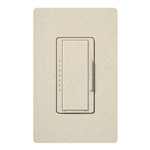 Lutron MSC-600H-LS Maestro Satin 600W Incandescent / Halogen Multi Location Dimmer in Limestone