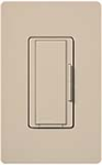 Lutron MSC-AD-TP Maestro Satin Companion Dimmer in Taupe