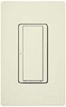 Lutron MSC-AS-BI Maestro Satin 120V Digital Companion Switch in Biscuit