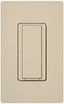 Lutron MSC-AS-ST Maestro Satin 120V Digital Companion Switch in Stone