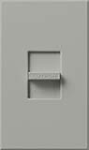 Lutron N-1PS-GR Nova 120V / 277V / 20A Single Pole Switch in Gray