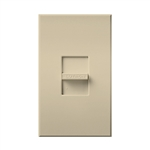 Lutron NRCS-1-BE Nova Remote Control Station in Beige