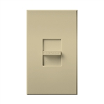 Lutron NRCS-1-IV Nova Remote Control Station in Ivory