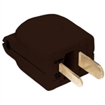 Lutron RP-FDU-10-BR Nova T Replacement Plug for Dimming, 10A, 120/127V in Brown