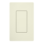 Lutron SC-BI-BI Satin Color Blank Insert in Biscuit
