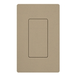 Lutron SC-BI-MS Satin Color Blank Insert in Mocha Stone