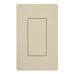 Lutron SC-BI-ST Satin Color Blank Insert in Stone