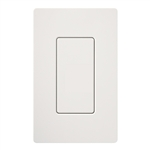 Lutron SC-BI-SW Satin Color Blank Insert in Snow