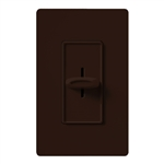 Lutron SFSQ-F-HO-BR Skylark 120V / 2.0A 3-Speed Single Pole Fan Control for Hunter Original Series Fan in Brown