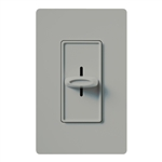 Lutron SFSQ-F-HO-GR Skylark 120V / 2.0A 3-Speed Single Pole Fan Control for Hunter Original Series Fan in Gray