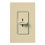 Lutron SFSQ-F-HO-IV Skylark 120V / 2.0A 3-Speed Single Pole Fan Control for Hunter Original Series Fan in Ivory