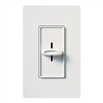 Lutron SFSQ-F-HO-WH Skylark 120V / 2.0A 3-Speed Single Pole Fan Control for Hunter Original Series Fan in White
