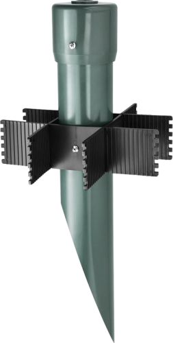 Rab Mp19vg Mighty Post 19 Quot Pvc Mounting Post For Landscape
