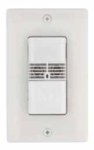 Square D Schneider Electric SLSDWS1277UB 120/277 VAC Wall Switch Occupancy Sensor with Single-Circuit Dual Technology Black Color