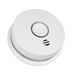 Kidde P4010ACS-W (21027320) AC/DC Hardwired Intelligent Wire-Free Interconnect Smoke Alarm with 10-Year Sealed Battery Backup