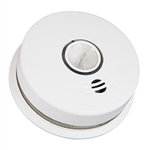 Kidde P4010LDCS-W (21027314) DC Intelligent Wire-Free Interconnect 10-Year Sealed Battery Operated Smoke Alarm with Emergency Safety Light