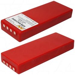 Battery for HBC Radiomatic Crane Remote Control Transmitters HBC radiomatic FUB10AA