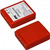Battery for HBC Radiomatic Crane Remote Control Transmitters HBC Radiomatic FuB06