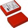 Battery for HBC Radiomatic Crane Remote Control Transmitters HBC Radiomatic FuB05AA