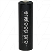 Panasonic (formerly Sanyo) Eneloop Pro rechargeable AA battery