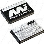 Mobile WiFi Battery suitable for Huawei, Vodafone E583C, R201 Wi-Fi modems. Replaces HB7A1H battery