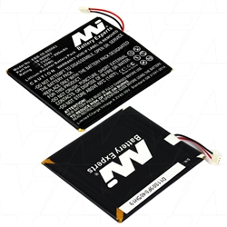 Battery for Amazon Kindle 7/8 Generation eBook Reader EBB-58-000083