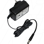 100-240VAC to 12VDC 2A 24W Switchmode Power Supply with 2.1mm DC Plug