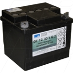GF12033YG2 12V 38Ah Sonnenschein Gel type Dedicated Cyclic SLA Battery