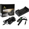 XTAR 2 cell lithium ion battery charger.