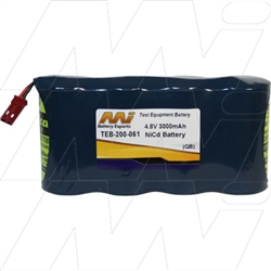 Battery pack suitable for GE Flowmeter