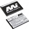 Wi-Fi modem Battery suitable for Huawei E5330, E5336, E5372, E5373, E5375, E5377, Optus E5377 WiFi Modem. Replaces HB5F2H battery