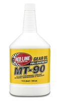 Redline MT90 Manual Transmission Fluid, 1QT.