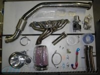 7M-GTE 57 Trim Turbo Kit