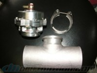 TIAL BOV Adaptor Pipe