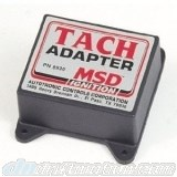 MSD Tach Adapter for Turbo Engine Swaps