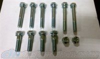 R154 to 7M Bell Housing To Block Bolt Set