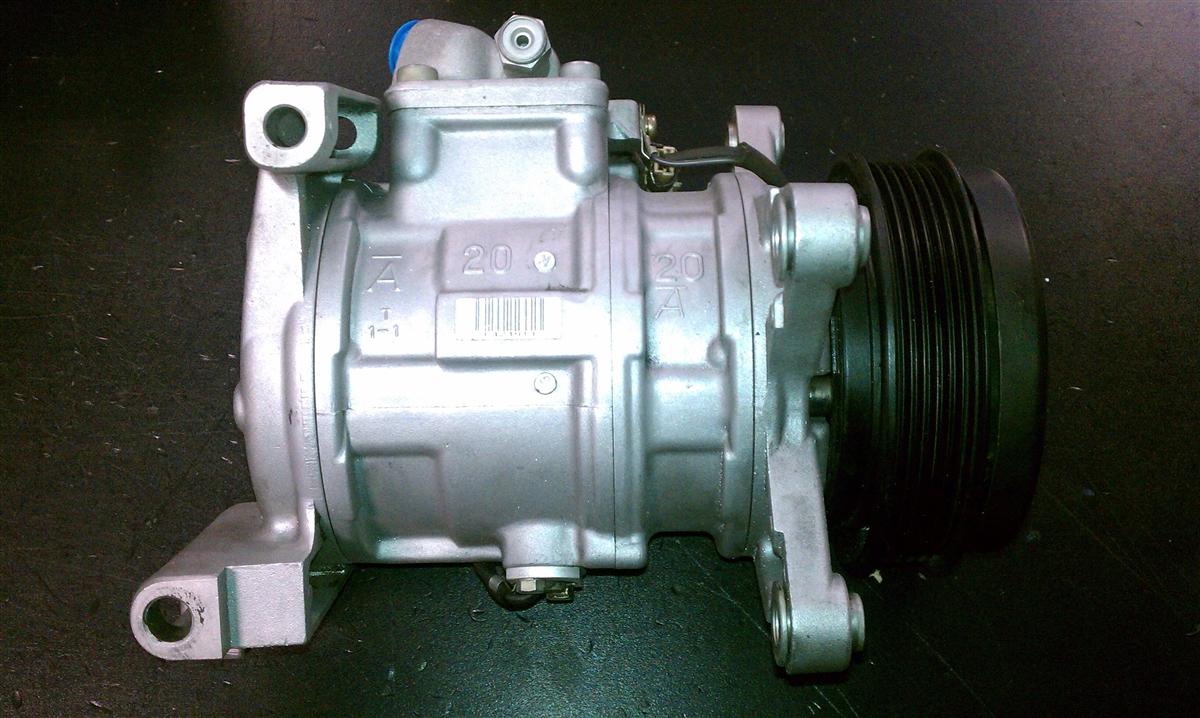 a c compressor for 1jz 2jz Carrier C Compressor larger photo
